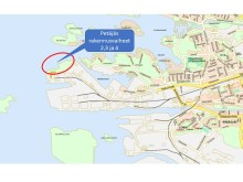 Rauman sataman seuraavan laajennushankkeen urakkasopimus on allekirjoitettu