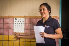 """Eutelsat wspiera akcję """"Okulary za Dolara"""" w Brazylii"""