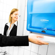 ISS i rekordstort avtal om tjänster för hygienservice