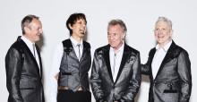 Rock'n Roll i hela Sverige när The Boppers 40-årsjubilerar med stor sommarturné  och nytt studioalbum i världsklass!