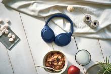 Pociťte basy – společnost Sony rozšiřuje modelovou řadu EXTRA BASSTM o nová sluchátka