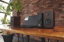 Sony introduceert nieuw compact Hi-Res audiosysteem met dubbele versterkers