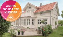 Vårgårdahus har Sveriges nöjdaste kunder