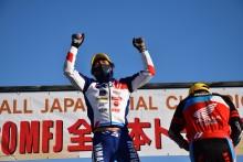 全日本トライアル選手権 IAスーパー Rd.03 10月25日 東北