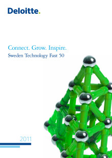Sweden Technology Fast 50 2011