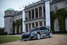 Ford a M-Sport představují prototyp nového soutěžního vozu Puma Rally1 pro světový šampionát. Svoji elektrizující hybridní sílu předvede v Goodwoodu