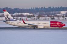 Fortsatt passagerartillväxt för Norwegian i november