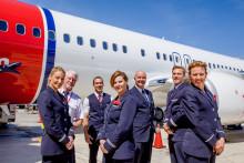 Norwegian inngår nye charteravtaler for vel en halv milliard kroner