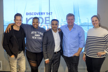 "Call to cyclists to get moving and ""Ride Joburg"" with Discovery and 947"