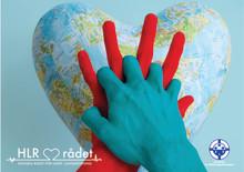 Alla kan rädda liv! Lär dig mer om hjärtstopp och hjärt-lungräddning den 13 oktober