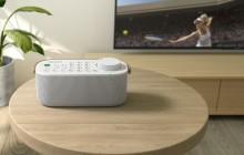 Maggior chiarezza per l'audio del televisore con il nuovo e pratico speaker wireless per TV SRS-LSR200 di Sony