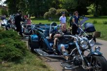 Free Triker Germany begeistern Besucher zum Blaulichttag