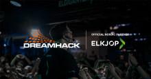 Elkjøp blir nordisk partner med Dreamhack
