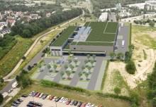 Feierliche Grundsteinlegung: Aurelis baut Kompetenzzentrum für die BMW Group