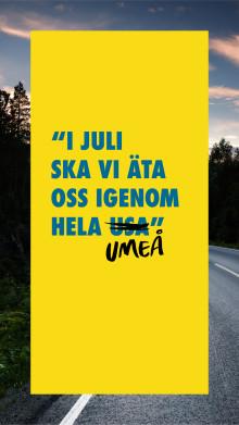Skövde deltar i unik kampanj för att stötta besöksnäringen i Sverige