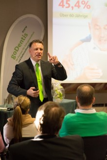 Personalmeldung: Klaus Schenkmann wechselt zum goDentis-Kooperationspartner