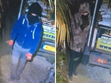 Do you recognise these people connected to Bognor tool theft?