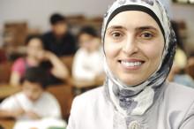 Flygtningekvinder kommer sjældent ud på arbejdsmarkedet