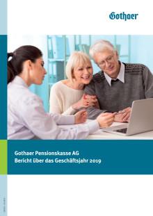 Geschäftsjahr 2019: Gothaer Pensionskasse