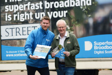 Digital Scotland Superfast Broadband is Up your Street in Kilmarnock