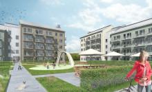 Riksbyggen blir helägare till tre hyresrättsprojekt som utvecklats tillsammans med Bygg-Fast