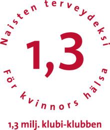 Lansering av 1,3 miljonerklubben i Finland!