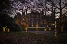 Besöksrekord på årets julmarknad