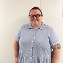 Møt Gisken - ny prosjektleder i Vestli-satsinga