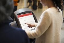 Self-Service Kiosks Have Landed at JFK