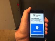 """Appen """"Anmäl hinder"""" nominerad till Guldlänken 2018"""