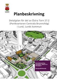 Planbeskrivning för Portkvarteren