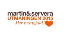 Martin & Servera slår ett slag för mångfald