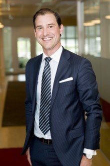 Andreas Olofsson blir Sverigechef på Semper
