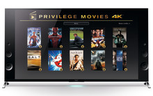 Blockbuster in bester 4K Qualität - für Premium Fernseher von Sony