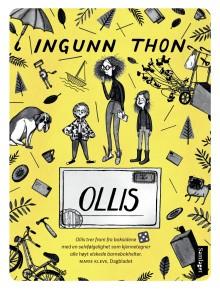 Ollis av Ingunn Thon seld til engelsk forlag