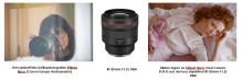 Canon lanserar RF 85mm F1.2L USM – ett ikoniskt objektiv för en ny generation och med Canons hittills högsta upplösning*