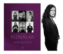 Efter succé på bokmässan - boklansering ikväll i Stockholm. Utvalda Eldsjälar i fokus när bildjournalisten Sanna Sjöswärd ger ut ny bok på förlaget Bladh by Bladh