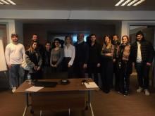 Sony, Bahçeşehir Üniversitesi'nde ders oldu