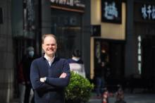 Andreas Thorud blir Sjømatrådets nye utsending i Kina