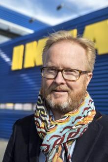 Lars-Johan Jarnheimer ny styrelseordförande för IKEA Gruppen från och med januari 2015