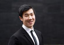 Anders Walls Shanghai-stipendium till entreprenörsinriktad Chalmers-student