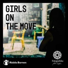 I kampen för att synliggöra flickor på flykt- Rädda Barnen och Fotografiska skapar konstinstallation