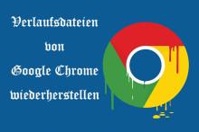 So stellen Sie die Verlaufsdateien von Google Chrome wieder her - Eine ultimative Anleitung