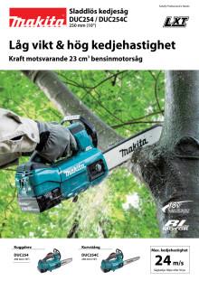 DUC254 leaflet