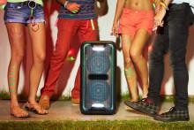 Große Leistung, große Unterhaltung: die neuen Home-Audio-Systeme von Sony