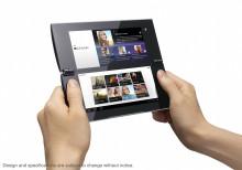 Sony lance deux modèles de tablettes sous Android 3.0