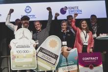 Fem finalister klara för Innovationsracet 2020