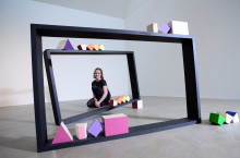 Kayt Hughes wins Woon Foundation Art Prize 2015