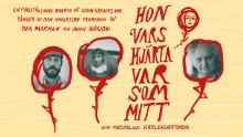 100 år sedan den folkkäre poeten Dan Anderssons död - nu blir hans olyckliga kärlekshistoria musikföreställning