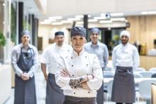 Eurest-kokk plukket ut til Norges første landslag i Community Catering